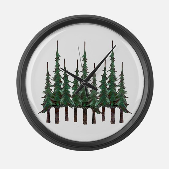 FOREST Large Wall Clock