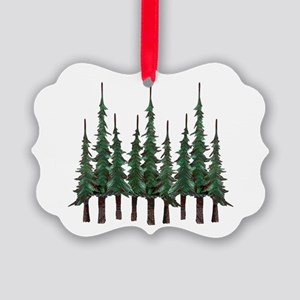 FOREST Ornament