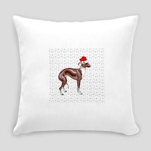 ig santa2 Everyday Pillow