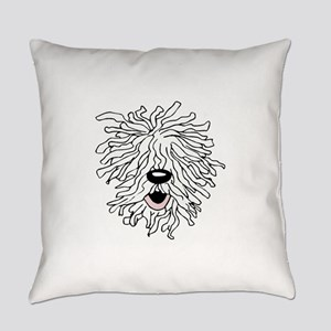 If It's Not An Old English Everyday Pillow
