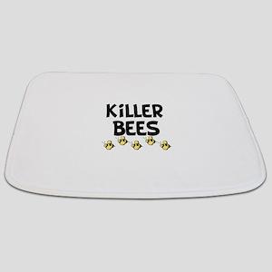 1-killer bees Bathmat