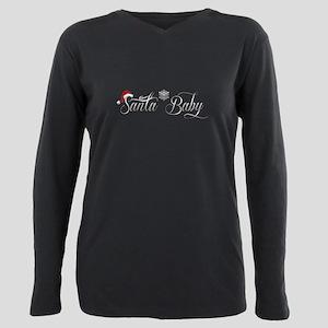 Santa Baby Women's Dark T-Shirt
