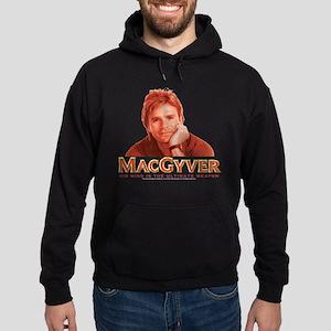 MacGyver: Reddish Hoodie (dark)