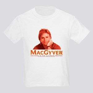 MacGyver: Reddish Kids Light T-Shirt