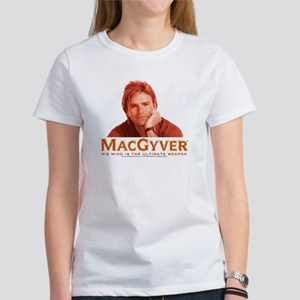 MacGyver: Reddish Women's T-Shirt