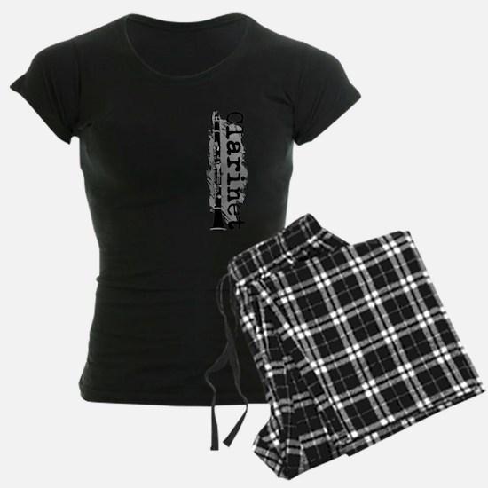 Clarinet Vertical Pajamas