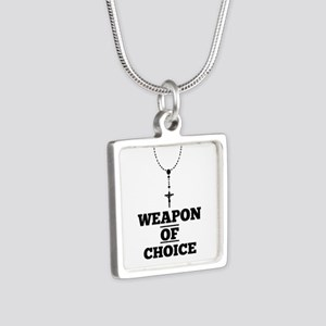 Weapon of Choice Necklaces