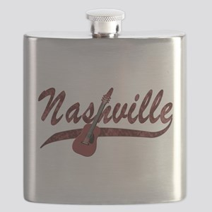 Nashville Guitar-07 Flask