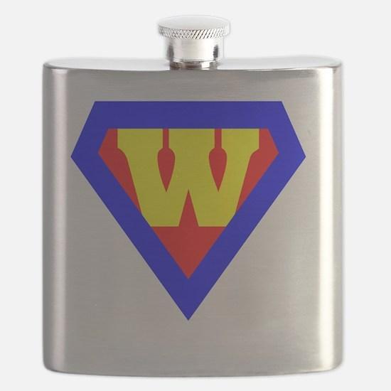 Unique Woman Flask