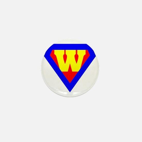 Wonder Woman Mini Button