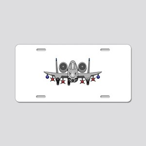 Warthog Aluminum License Plate