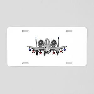 Warthog Aluminum License Plate