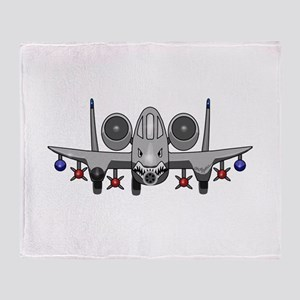 Warthog Throw Blanket