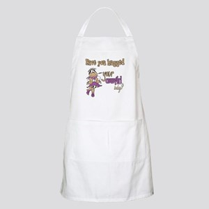 Hugged Your Cowgirl? BBQ Apron