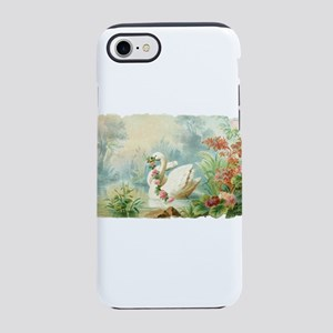 Swan Bird iPhone 8/7 Tough Case