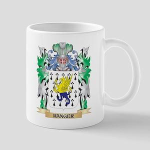 Hanger Coat of Arms (Family Crest) Mugs