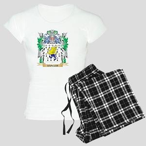 Hanger Coat of Arms (Family Women's Light Pajamas