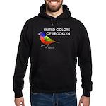 Brooklyn Painted Bunting Hoodie (dark)