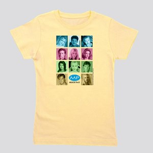 Melrose Place Cast Girl's Tee