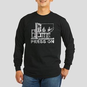 Press On Long Sleeve T-Shirt