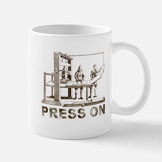 Press On Mugs
