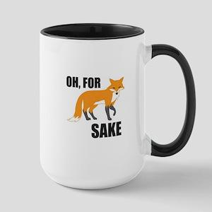 Oh For Fox Sake Mugs