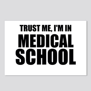 Trust Me, I'm In Medical School Postcards (Package