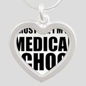 Trust Me, I'm In Medical School Necklaces