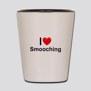 Smooching Shot Glass