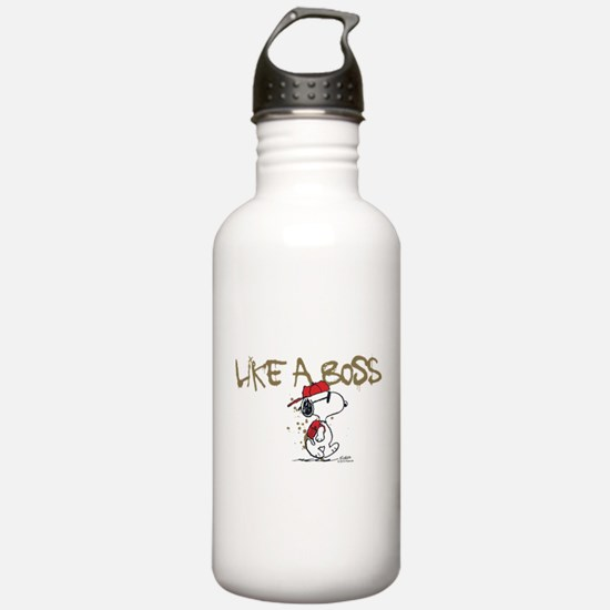 Peanuts Snoopy Like A Water Bottle
