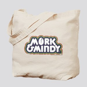 Mork and Mindy Logo Tote Bag