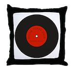 Bring Vinyl Back | Throw Pillow