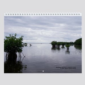 Canoe View Wall Calendar