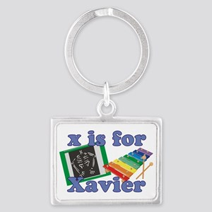 xavier-is-for Keychains