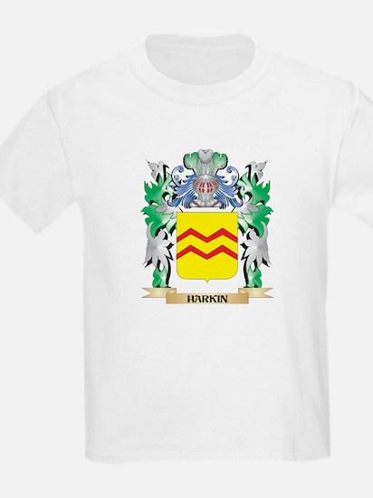 Harkin Coat of Arms (Family Crest) T-Shirt