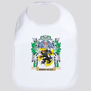 Harkness Coat of Arms (Family Crest) Bib