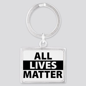 All Lives Matter - Life Pride Keychains