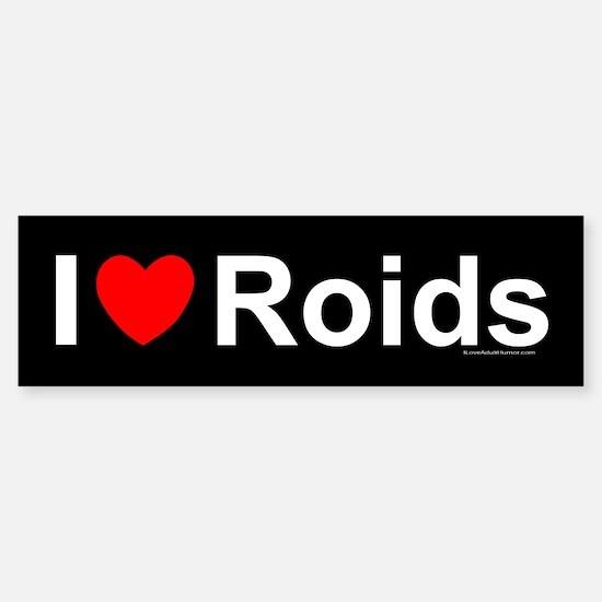 Roids Sticker (Bumper)