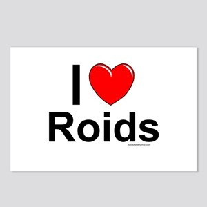 Roids Postcards (Package of 8)