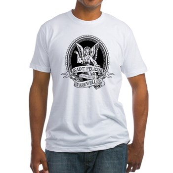 Saint Felicia Fitted T-Shirt