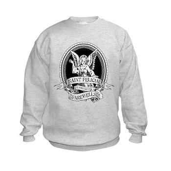Saint Felicia Kids Sweatshirt