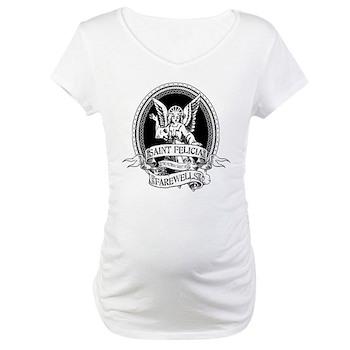 Saint Felicia Maternity T-Shirt