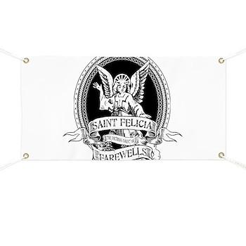 Saint Felicia Banner