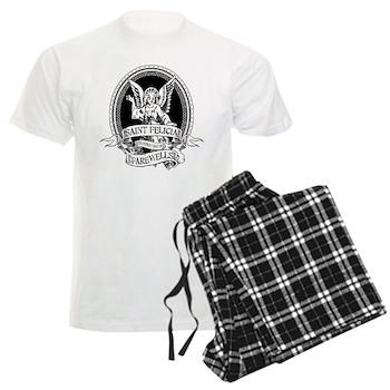 Saint Felicia Men's Light Pajamas
