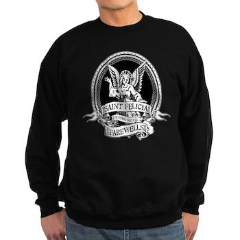 Saint Felicia Dark Sweatshirt