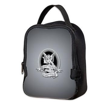 Saint Felicia Neoprene Lunch Bag