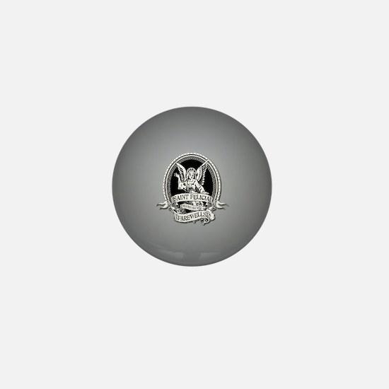 Saint Felicia Mini Button