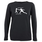 epeetouch2 Plus Size Long Sleeve Tee