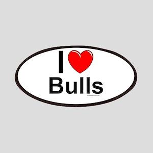 Bulls Patch