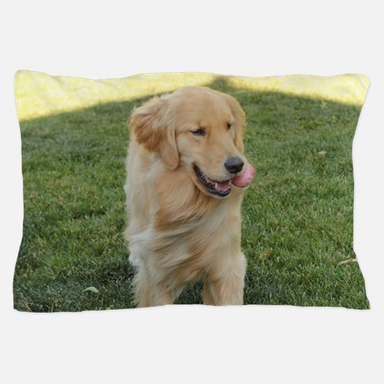 Cute For the yard Pillow Case